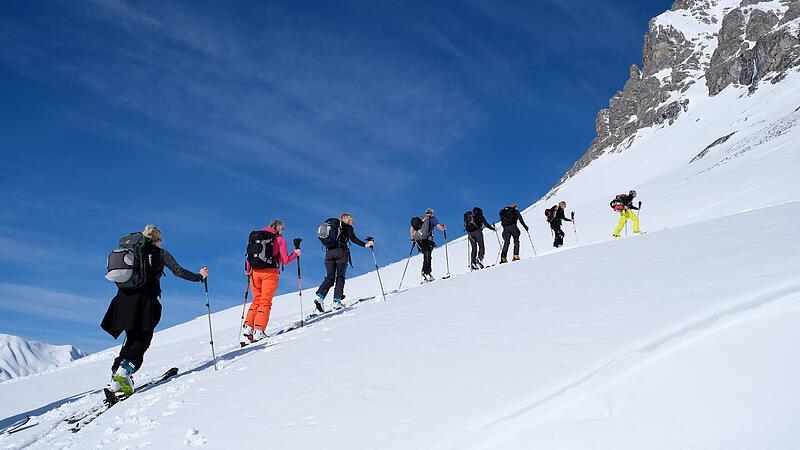 Warth am Arlberg: Skitouren und Varianten